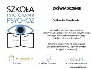 zaświadczenia-SPP_Karolina Walczykowska-1